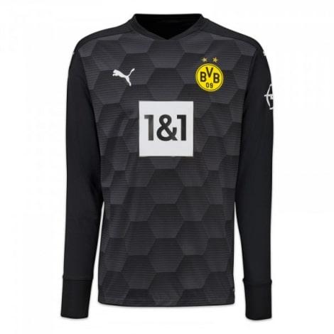 Домашняя вратарская форма Боруссии Дортмунд 2020-2021 футболка