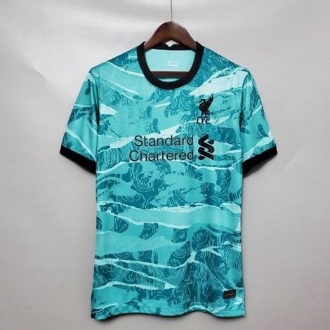 Гостевая футболка Ливерпуля 2020-2021 Роберто Фирмино