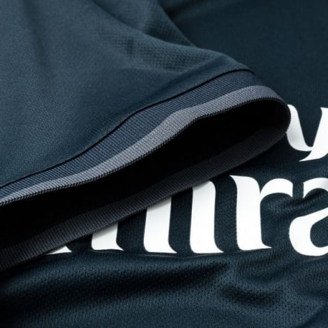 Гостевая футболка Реал Мадрид 2018-2019 Лука Модрич рукав