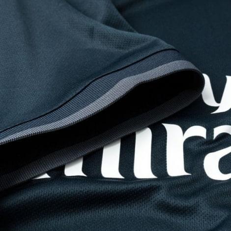 Гостевая футболка Реал Мадрид 2018-2019 Тони Кросс рукав