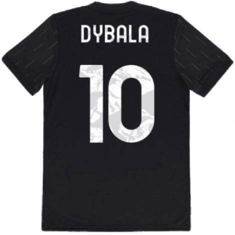Детская гостевая футбольная форма Дибала 2021-2022