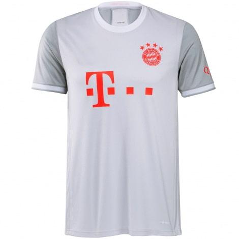 Комплект взрослой гостевой формы Баварии 2020-2021 футболка
