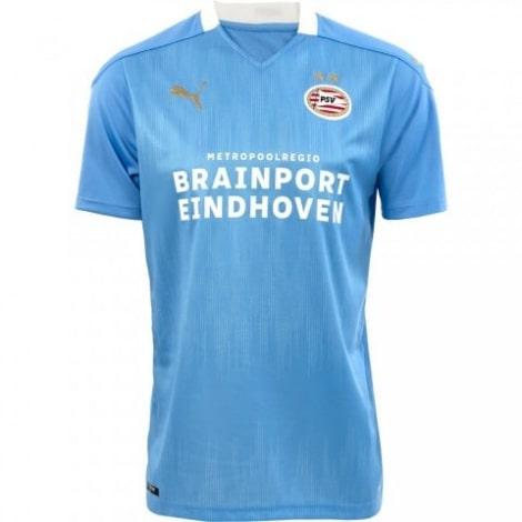 Гостевая игровая футболка ПСВ 2020-2021