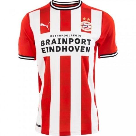 Комплект взрослой домашней формы ПСВ 2020-2021 футболка