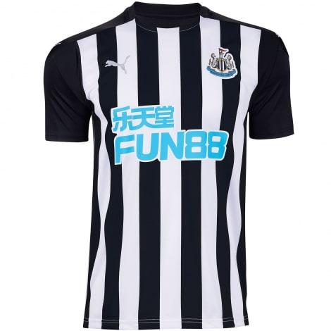 Комплект детской домашней формы Ньюкасл 2020-2021 футболка