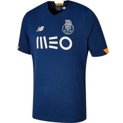 Комплект детской гостевой формы Порту 2020-2021 футболка