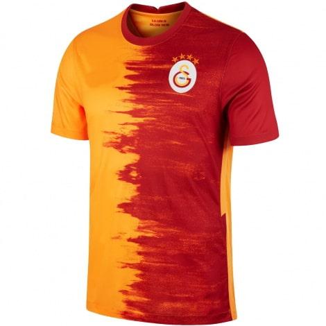 Комплект взрослой домашней формы Галатасарай 2020-2021 футболка