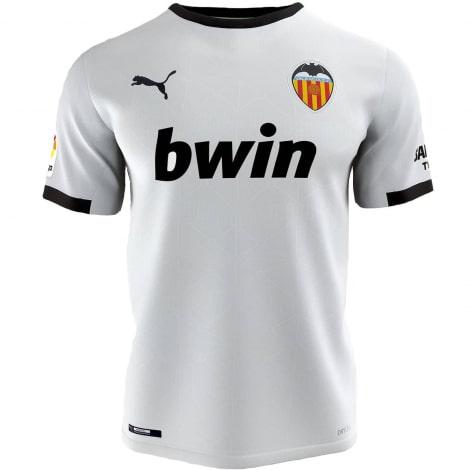 Домашняя игровая футболка Валенсия 2020-2021