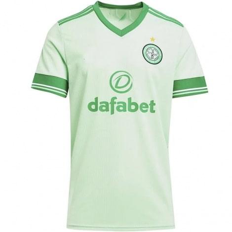 Комплект взрослой гостевой формы Селтик 2020-2021 футболка