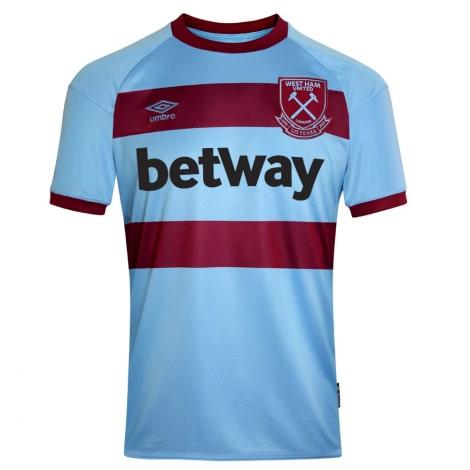 Гостевая игровая футболка Вест Хэм 2020-2021 Джесси Лингард