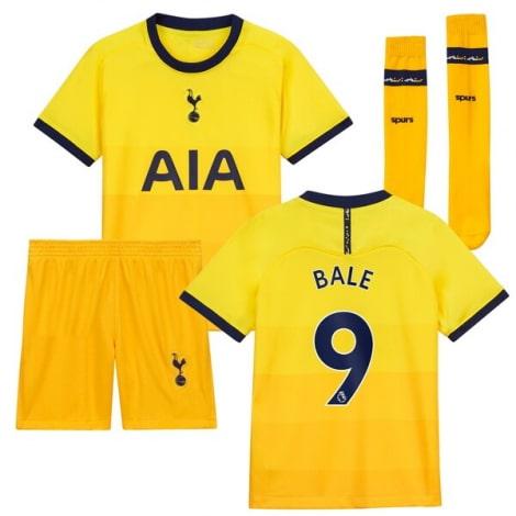 Детская третья футбольная форма Бейл 2020-2021