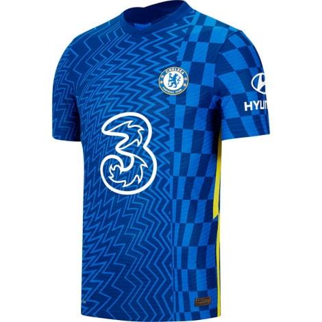 Комплект взрослой домашней формы Челси 2021-2022 футболка