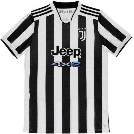 Домашняя игровая футболка Ювентуса 2021-2022