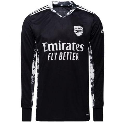 Вратарская домашняя футбольная форма Арсенала 20-21 футболка