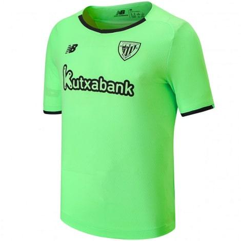 Детская гостевая форма Атлетик Бильбао 2021-2022 футболка