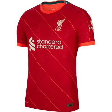 Домашняя аутентичная футболка Ливерпуля 2021-2022