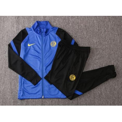 Черно-синий тренировочный костюм Интера 2021-2022