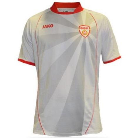 Гостевая футболка Македонии на ЕВРО 2020-21