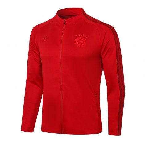 Красный спортивный костюм Бавария 2021-2022 кофта