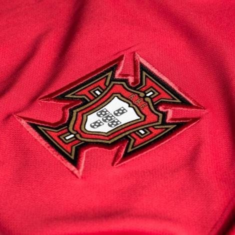 Футболка Португалии на ЧМ 2018 по футболу логотип