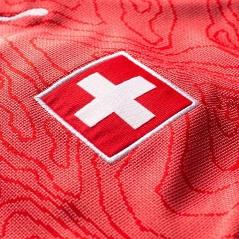 Домашняя футболка сборной Швейцарии на ЧМ 2018