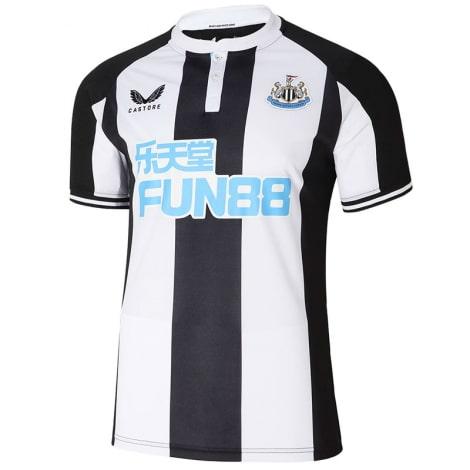 Домашняя игровая футболка Ньюкасл Юнайтед 2021-2022