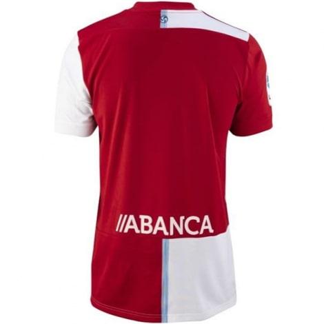 Гостевая игровая футболка Сельта 2021-2022 сзади