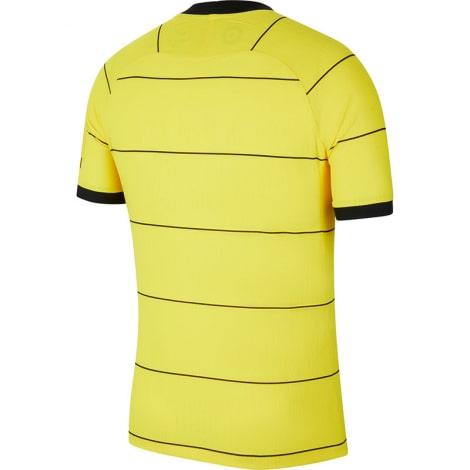 Гостевая игровая футболка Челси 2021-2022 сзади