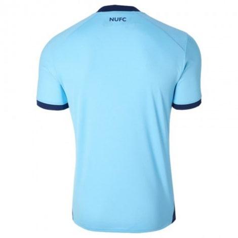 Взрослая гостевая форма Манчестер Сити 2021-2022 футболка сзади