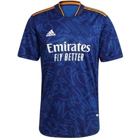 Детский комплект гостевой формы Реал Мадрид 2021-2022 футболка