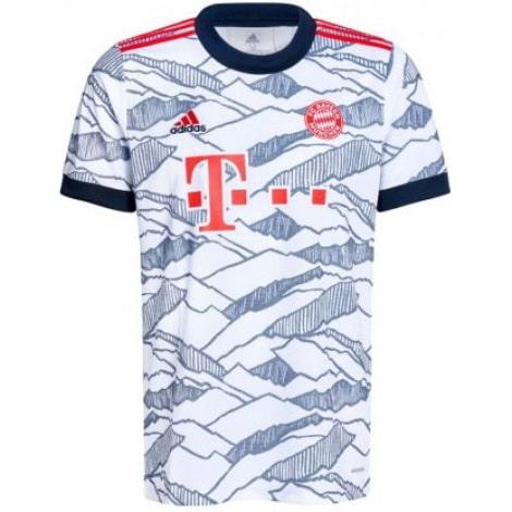 Третья футболка Баварии 2021-2022 Лерой Сане