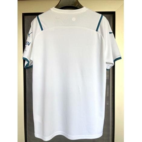 Гостевая игровая футболка Манчестер Сити 2021-2022