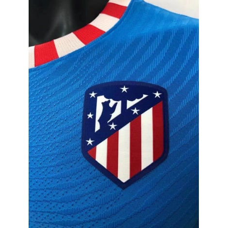Третья аутентичная футболка Атлетико Мадрид 2021-2022