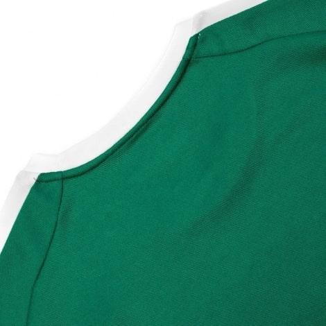 Зезеная гостевая футболка сборной Сенегала на чемпионат мира 2018 сзади