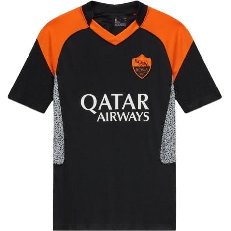 Третья игровая футболка Ромы 2020-2021