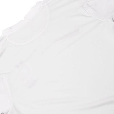 Взрослая гостевая форма Франции на ЕВРО 2020-21 футболка сзади
