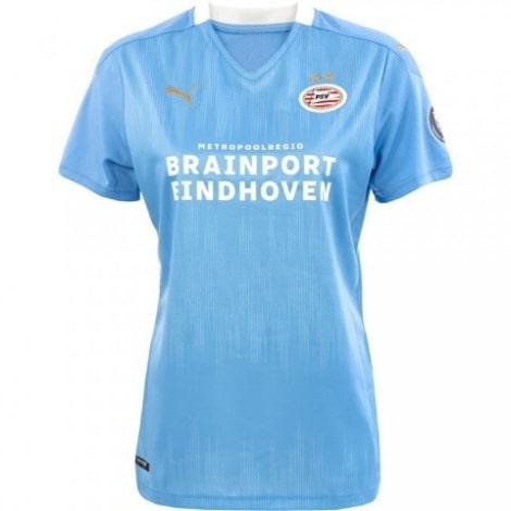 Женская гостевая футболка ПСВ 2020-2021