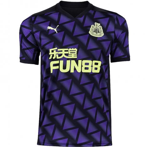 Третья игровая футболка Ньюкасл Юнайтед 2020-2021
