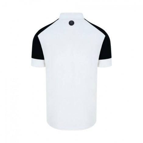 Домашняя игровая футболка Фулхэма 2020-2021 сзади