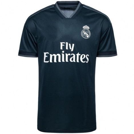 Футболка гостевая Реал Мадрид 2018-2019