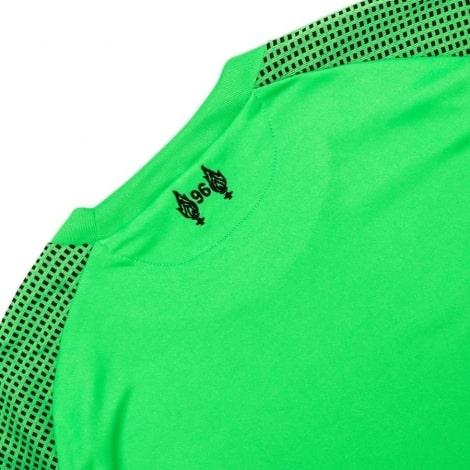 Вратарская гостевая футболка Ливерпуля 2018-2019 сзади