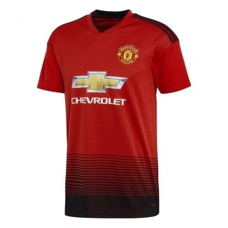 Домашняя игровая футболка Манчесетр Юнайтед 2018-2019
