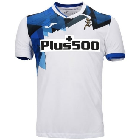 Комплект взрослой гостевой формы Аталанта 2020-2021 футболка