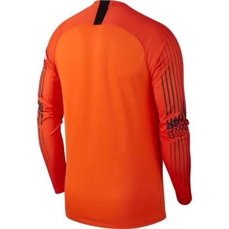 Вратарская домашняя футболка Манчестер Сити 2018-2019 сзади