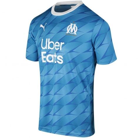 Третья игровая футболка Марселя 2019-2020