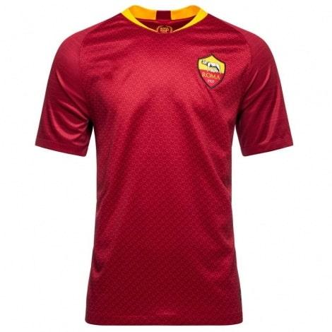 Домашняя игровая футболка Ромы 2018-2019