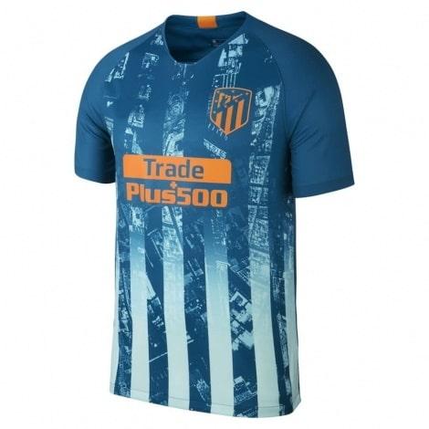 Футболка детской третьей формы Атлетико 2018-2019