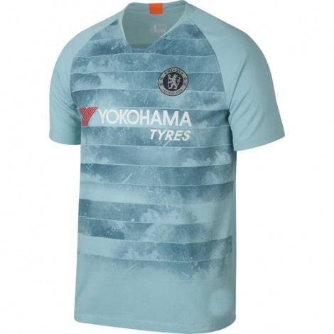 Третья игровая футболка Челси 2018-2019