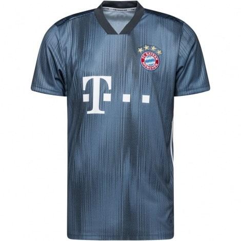 Третья игровая футболка Баварии 2018-2019