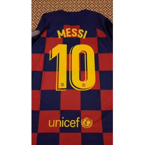 Домашняя футболка Барселоны 2019-2020 Лионель Месси